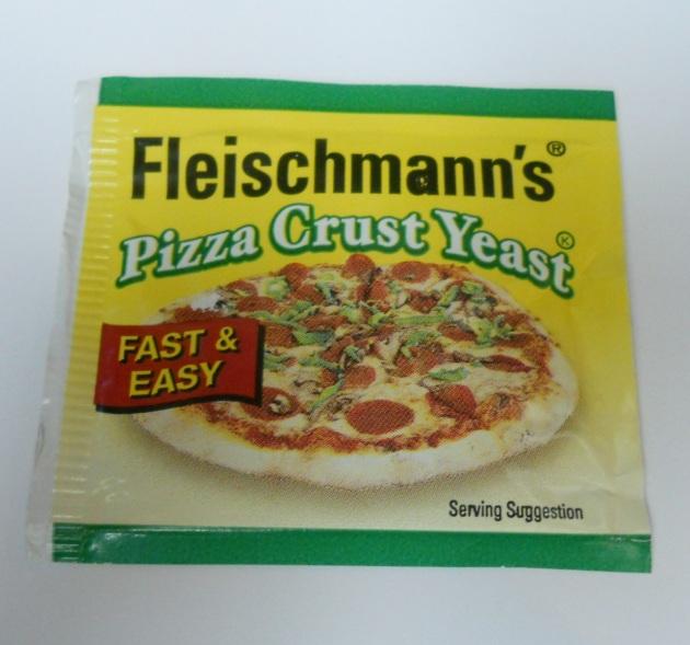 Pizza crust yeast